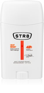 STR8 White Heat Resist Deo Stick  voor Mannen