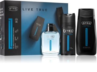 STR8 Live True (2019) zestaw upominkowy I. dla mężczyzn
