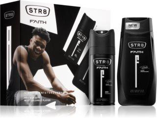 STR8 Faith coffret cadeau IV. pour homme