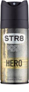STR8 Hero deodorant spray para homens