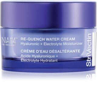 StriVectin Advanced Acid Re-Quench Water Cream intenzivně hydratační krém pro unavenou pleť