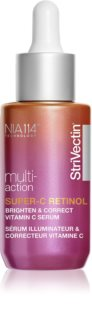 StriVectin Multi-Action Super-C Retinol Brigten & Correct Serum Aufhellendes Serum mit Vitamin C zur Erneuerung der Hautoberfläche