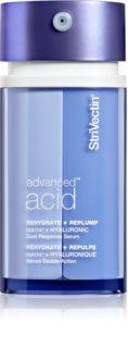StriVectin Advanced Acid Rehydrate + Replump Hyaluronic Dual Response Serum duální sérum pro hydrataci a vypnutí pokožky