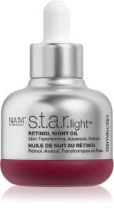 StriVectin S.t.a.r.light™ Retinol Night Oil pleťový olej pro omlazení pleti