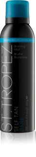 St.Tropez Self Tan Dark Quick-Dry Self-Tanning Mist for Deep Tan