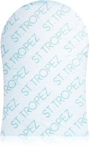 St.Tropez Luxe Velvet Applicator Mitt Applicator For Self-Tanning Cream Double-Sided