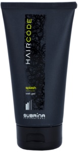 Subrina Professional Hair Code Splash Hair Styling Wet Effect Gel