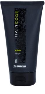Subrina Professional Hair Code Splash żel do włosów dający efekt mokrych włosów