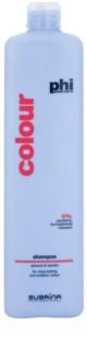 Subrina Professional PHI Colour Shampoo mit Farbschutz mit Auszügen von Mandeln