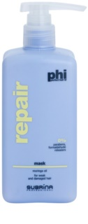 Subrina Professional PHI Repair Restoring Mask For Damaged Hair