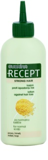 Subrina Professional Recept Strong Hair latte anti-caduta dei capelli