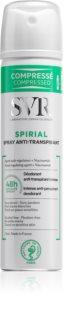 SVR Spirial Antitranspirant Spray met 48-Uurs Werking
