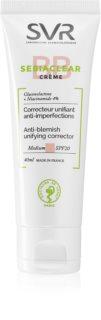 SVR Sebiaclear crema BB para las imperfecciones de la piel SPF 20