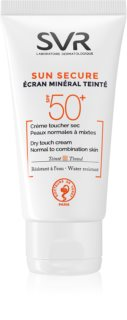 SVR Sun Secure Mineral Tinted Cream for Normal to Combination Skin SPF 50+