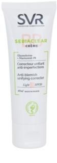 SVR Sebiaclear BB cream contro le imperfezioni della pelle SPF 20