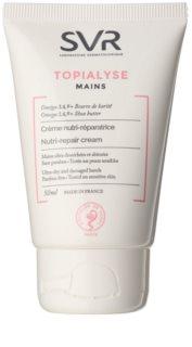 SVR Topialyse crema rigenerante per le mani effetto rigenerante