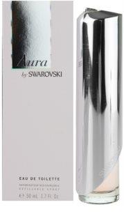 Swarovski Aura toaletná voda plniteľná pre ženy
