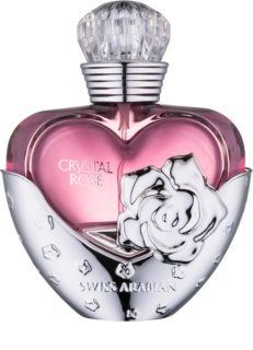 Swiss Arabian Crystal Rose Eau de Parfum für Damen