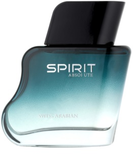 Swiss Arabian Spirit Absolute eau de toilette for Men