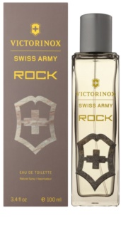 Swiss Army Rock eau de toilette per uomo