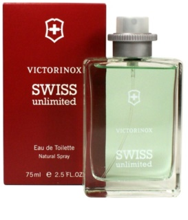 Swiss Army Unlimited eau de toilette voor Mannen