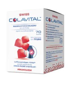 Swiss Colavital doplněk stravy pro zdraví kloubů