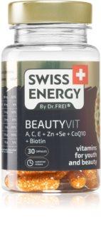 Swiss Energy Beautyvit pro mladistvý vzhled a krásu