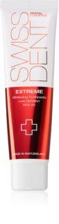 Swissdent Extreme εντατικά λευκαντική οδοντόπαστα