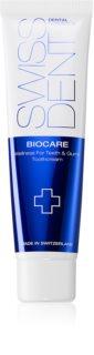 Swissdent Biocare відновлюючий та освітлюючий зубний крем