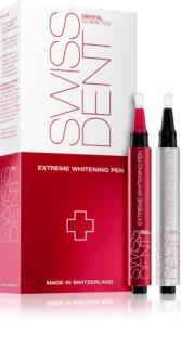 Swissdent Extreme fogfehérítő toll a fogakra