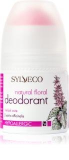 Sylveco Body Care Floral golyós dezodor aluminium-só nélkül