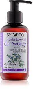 Sylveco Face Care Thyme nyugtató tisztító gél az arcra