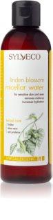 Sylveco Face Care Linden Blossom tisztító micellás víz hidratáló hatással