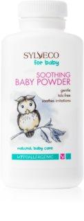 Sylveco Baby Care telový púder pre deti od narodenia