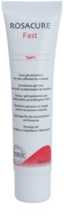 Synchroline Rosacure Fast гел емулсия за чувствителна кожа със склонност към почервеняване