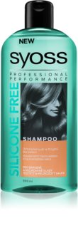 Syoss Silicone Free Color & Volume Shampoo  voor Gekleurd en Highlighted Haar