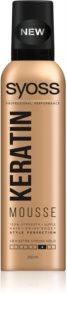 Syoss Keratin spuma  cu keratina