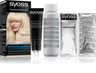Syoss Intensive Blond βαφή μαλλιών
