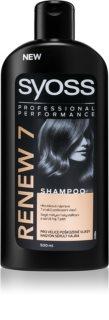 Syoss Renew 7 Complete Repair шампоан  за увредена коса