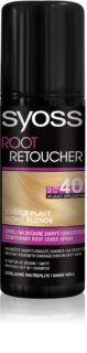 Syoss Root Retoucher tonirana barva za narastek v pršilu
