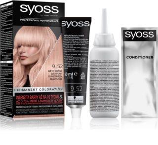 Syoss Permanent Coloration μόνιμη βαφή μαλλιών