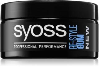 Syoss Re-Style cera modellante per capelli