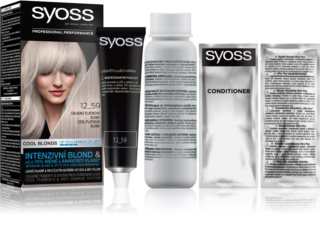 Syoss Cool Blonds Permanent Hair Dye