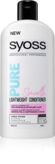 Syoss Pure Smooth uhlazující a vyživující kondicionér