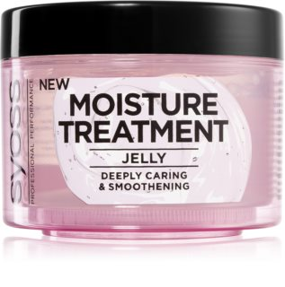 Syoss Moisture Treatment Gel Mask For Hydration And Shine