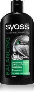 Syoss Balancing posilující šampon