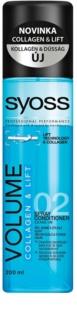 Syoss Volume Collagen & Lift après-shampoing en spray