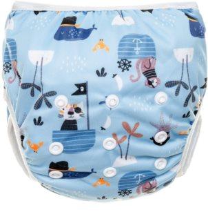 T-Tomi Diaper Swimwear Pirates plenky do vody 5-12 kg