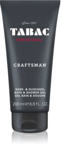 Tabac Craftsman Douche en Bad Gel  voor Mannen