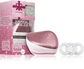 Tangle Teezer Let It Snow lote de regalo para todo tipo de cabello